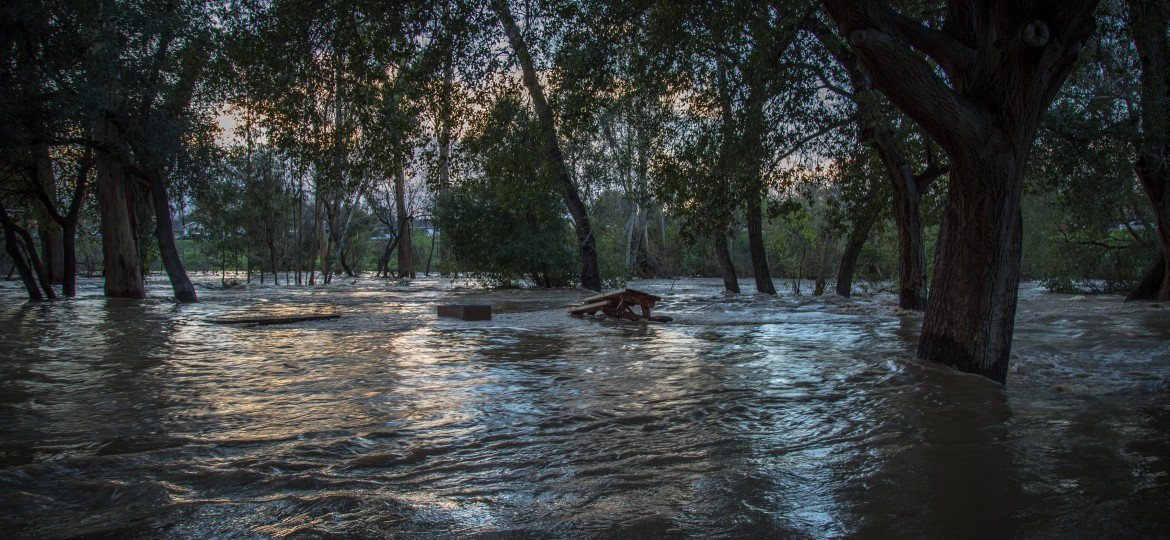 San Jose Coyote Creek Flood